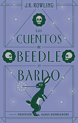 9788498387933: Los cuentos de Beedle el bardo (Spanish Edition)