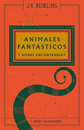 9788498387940: Animales fantásticos y dónde encontrarlos (Un libro de la biblioteca de Hogwarts)