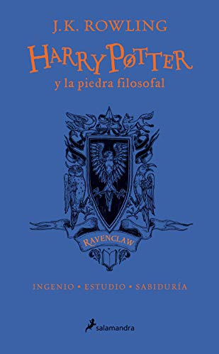 Imagen de archivo de Harry Potter y la Piedra Filosofal. Edici?n Ravenclaw / Harry Potter and the Sorcerer's Stone: Ravenclaw Edition a la venta por ThriftBooks-Dallas