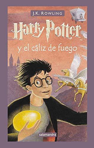 9788498389265: Harry Potter y el cáliz de fuego/ Harry Potter and the Goblet of Fire: 4