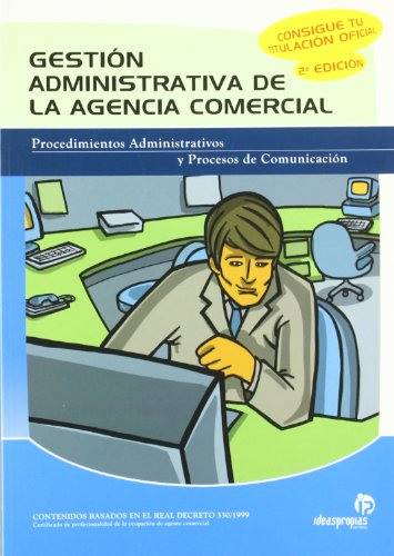 9788498391480: GESTION ADMINISTRATIVA AGENCIA COMERCIAL 2ED