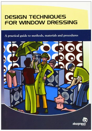 9788498392227: Design Techniques for window dressing (Títulos en inglés)
