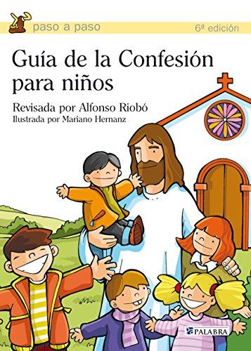 9788498400113: Guía de la Confesión para niños