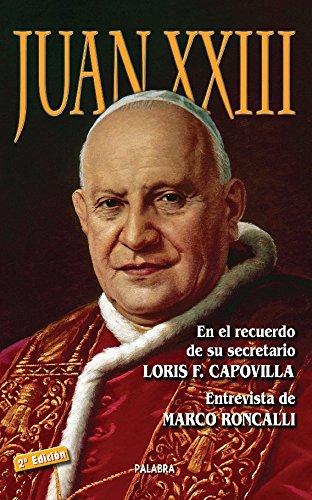 9788498400540: Juan XXIII (Ayer y hoy de la historia)