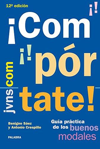 Compórtate! (edu.com): Saéz Jiménez, Benigno;