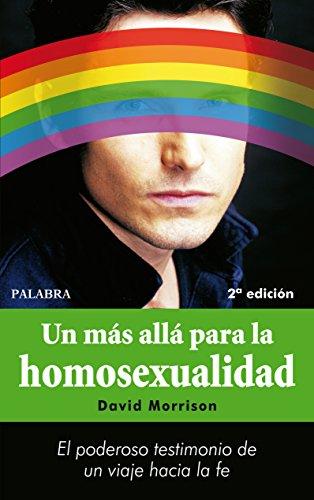 Un más allá para la homosexualidad : el poderoso testimonio de un viaje hacia la fe (Paperback) - David Morrison