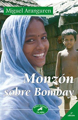 9788498401165: Monzón sobre Bombay