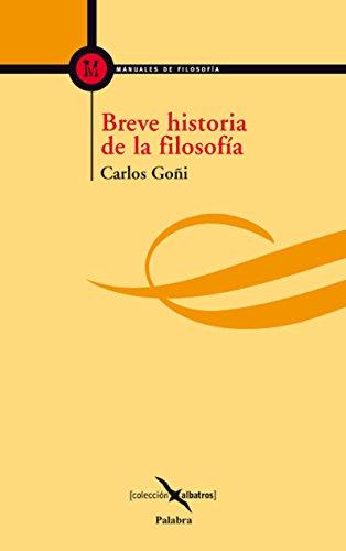 9788498403244: Breve historia de la filosofía (Albatros)