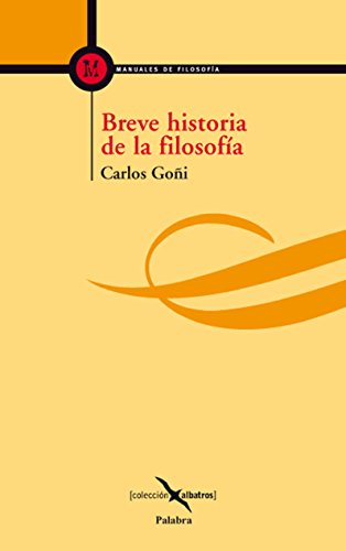 9788498403244: BREVE HISTORIA DE LA FILOSOFIA (Spanish Edition)