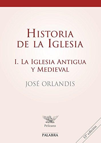 9788498406153: Historia de la iglesia. Vol. I, La iglesia antigua y medieval