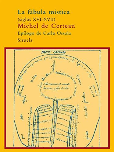 9788498410259: La fábula mística: Siglos XVI-XVII