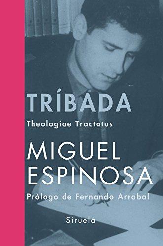 9788498410587: Tribada: Theologiae Tractatus (Libros Del Tiempo) (Spanish Edition)