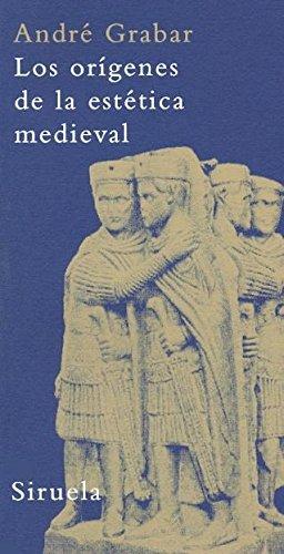 9788498410631: Los orígenes de la estética medieval (La Biblioteca Azul serie mínima)