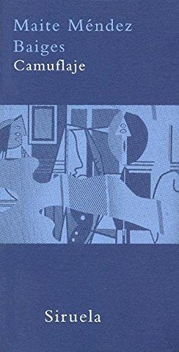 9788498411140: Camuflaje: Engaño y ocultación en el arte contemporáneo (La Biblioteca Azul serie mínima)