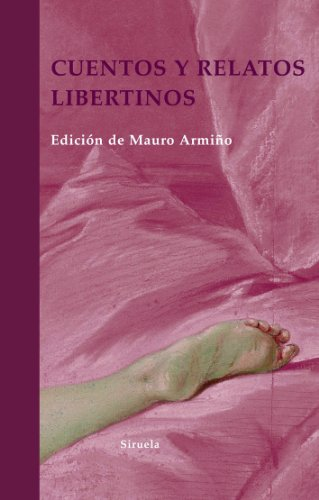 9788498411935: Cuentos y relatos libertinos (Spanish Edition)