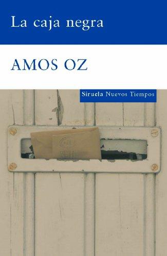 La caja negra/ Black Box (Nuevos Tiempos/: Oz, Amos