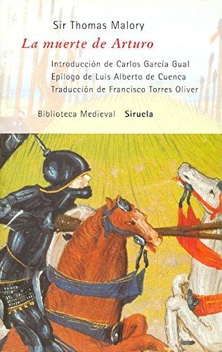 9788498412796: La muerte de Arturo (Biblioteca Medieval) (Spanish Edition)