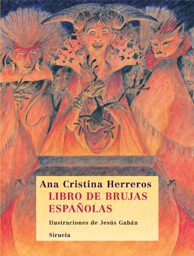 9788498413366: Libro de brujas espanolas (Las Tres Edades / Three Ages) (Spanish Edition)