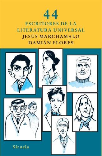9788498414073: 44 Escritores de la literatura universal (Las Tres Edades / Three Ages) (Spanish Edition)