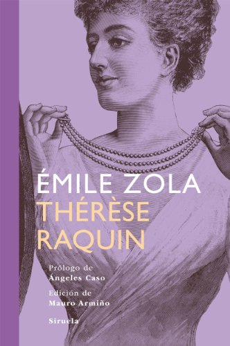 9788498415360: Therese Raquin (Spanish Edition)