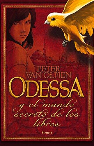 9788498416022: Odessa: y el mundo secreto de los libros (Las Tres Edades)