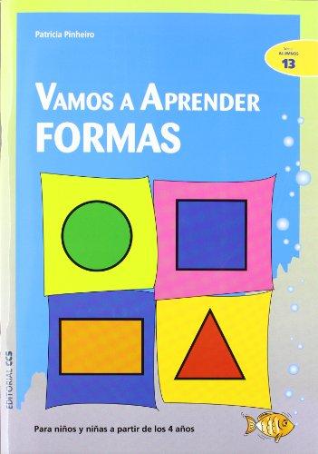 9788498420265: Vamos a aprender& formas: Para niños y niñas a partir de los 4 años (Ciudad de las ciencias)