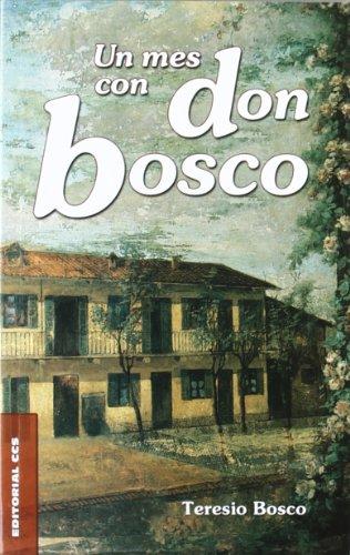 9788498420531: UN MES CON DON BOSCO