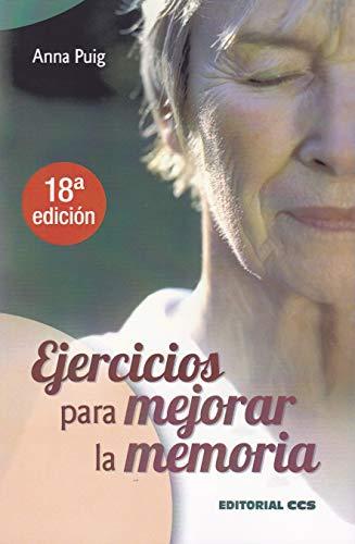 9788498420579: Ejercicios Para Mejorar La Memoria