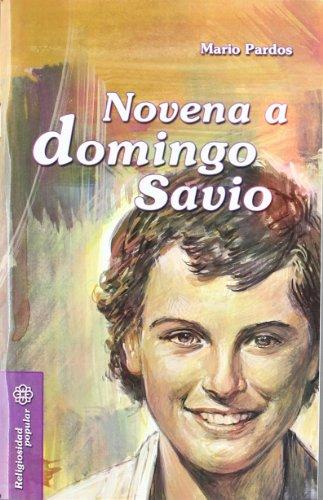 9788498421965: Novena a Domingo Savio (Mesa y Palabra)