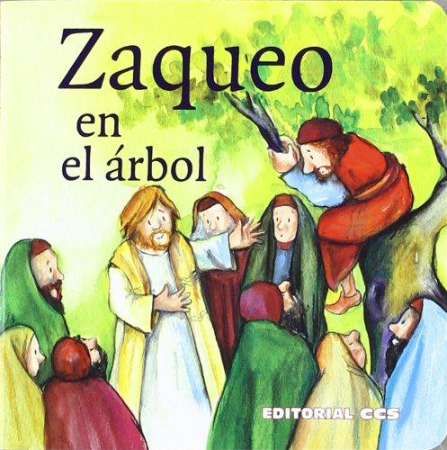 ZAQUEO EN EL ARBOL/HISTORIAS DEL NUEVO TESTAMENTO: BRANDT, SUSANNE