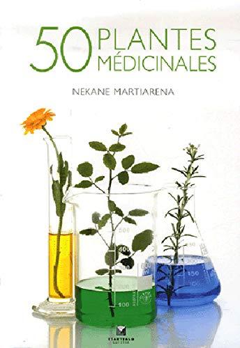 50 Plantes Medicinales: Nekane Martiarena