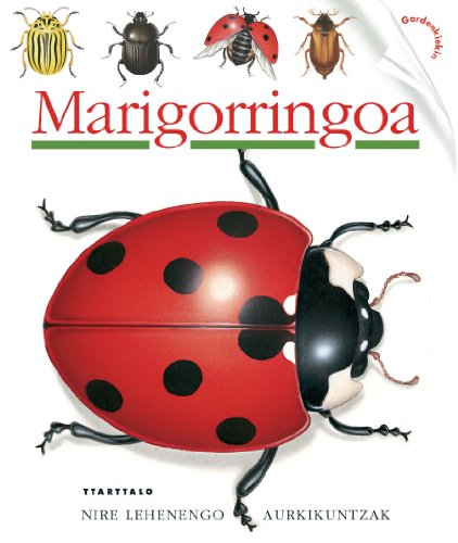 9788498430233: Marigorringoa (Nire lehengo aurkikuntzak)
