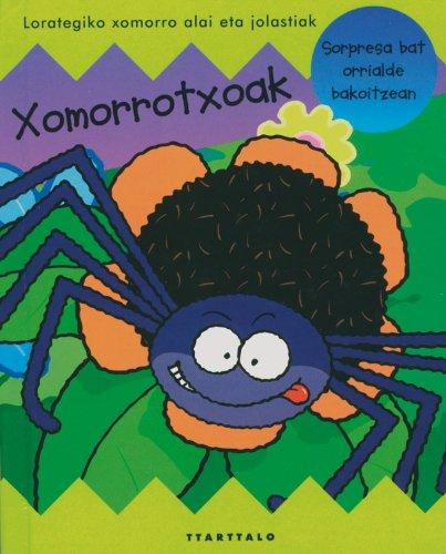 9788498430257: Xomorrotxoak (Irudi biziak)