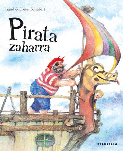 9788498430349: Pirata Zaharra