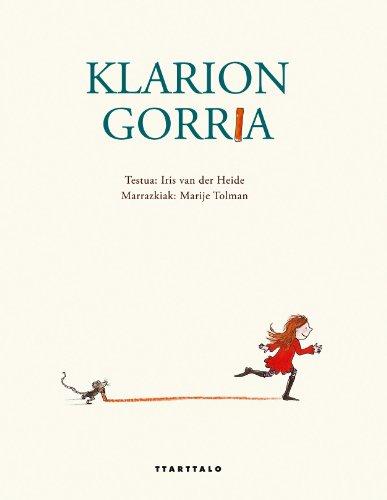 9788498430622: Klarion gorria (Album ilustratuak)