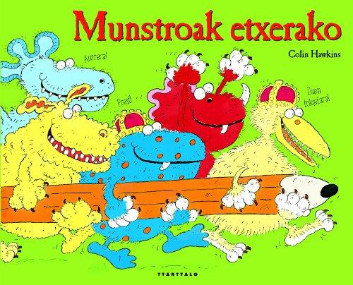 9788498431612: Munstroak Etxerako!