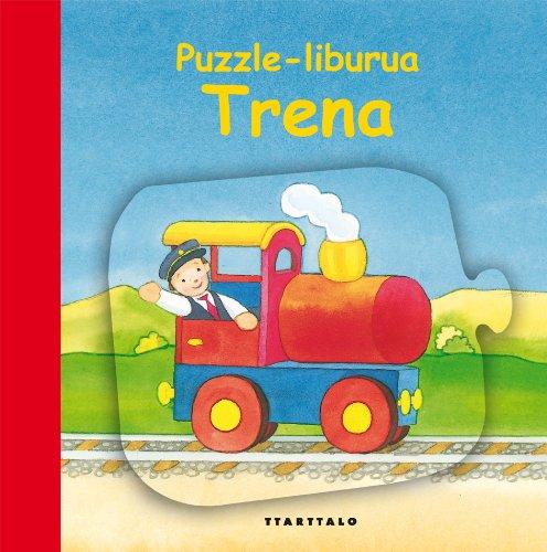 9788498432190: Trena (Puzzle-liburuak)
