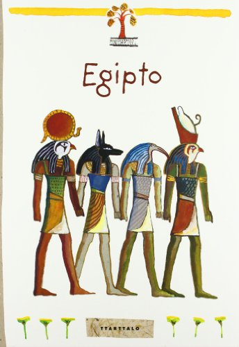 9788498433678: Egipto (Abentura handiak)