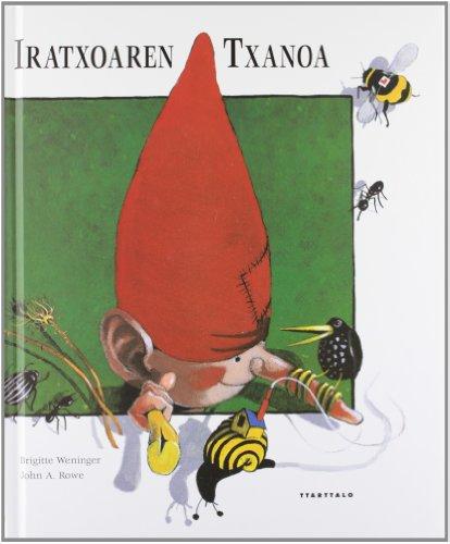 9788498433791: Iratxoaren txanoa (Album ilustratuak)