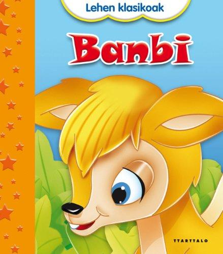 9788498434286: Banbi (Lehen klasikoak)
