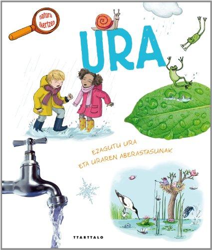 9788498434668: Ura (Natura ikertzen)