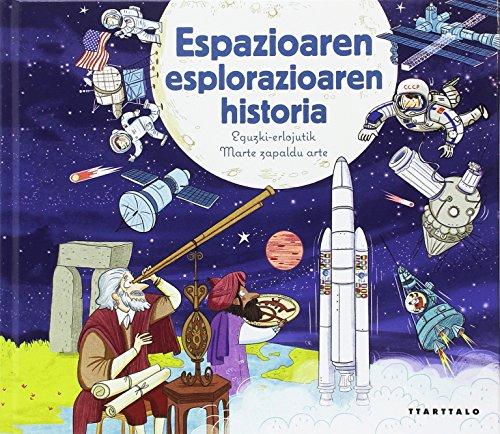9788498437270: Espazioaren esplorazioaren historia (Izadi)