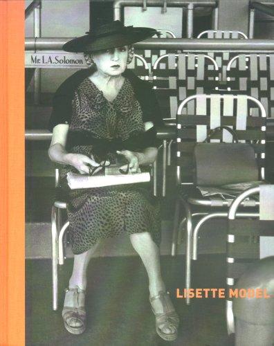 Lisette Model: Zelich, Cristina & Ann Thomas (essays): Lisette Model (photos)