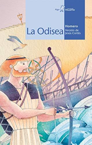 9788498450224: La Odisea / The Odyssey (Calcetin) (Spanish Edition)