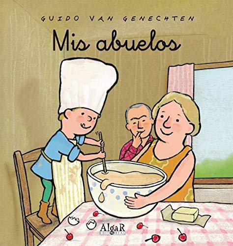 9788498451689: Mis abuelos (LIBROS DE CARTÓN)