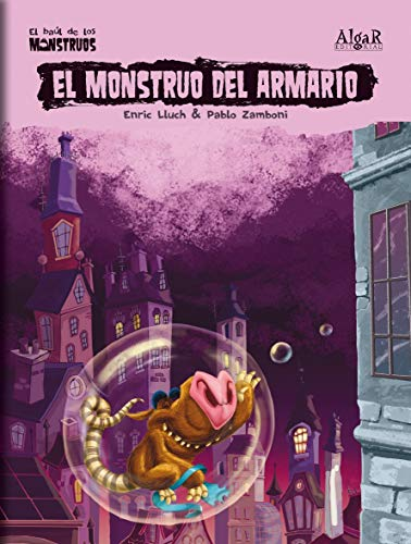 9788498451788: El monstruo del armario (El baúl de los monstruos)