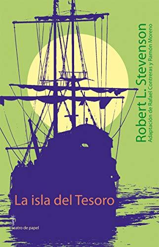 9788498452136: La isla del Tesoro: 7 (Joven Teatro de papel)
