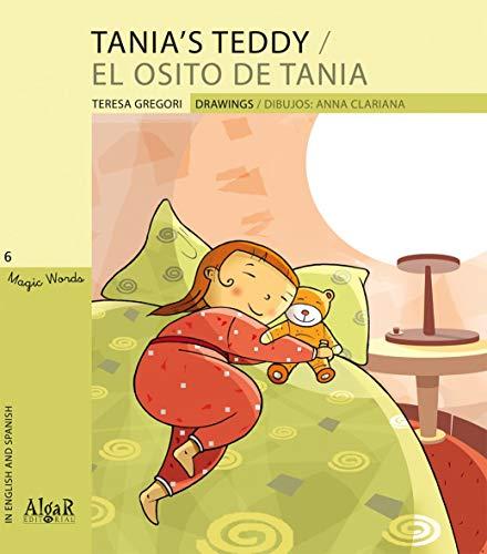 TANIAS TEDDY/ EL OSITO DE TANIA MAYUSCULA: Gregori, Teresa