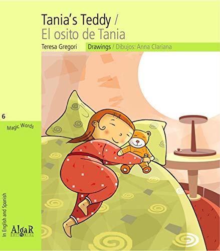 TANIA'S TEDDY - LETRA CURSIVA: GREGORI, TERESA