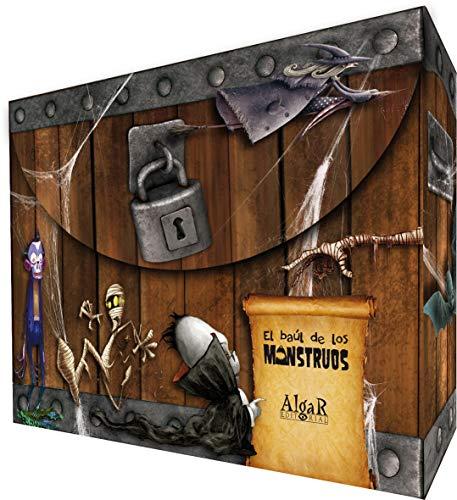 9788498452679: El baúl de los monstruos